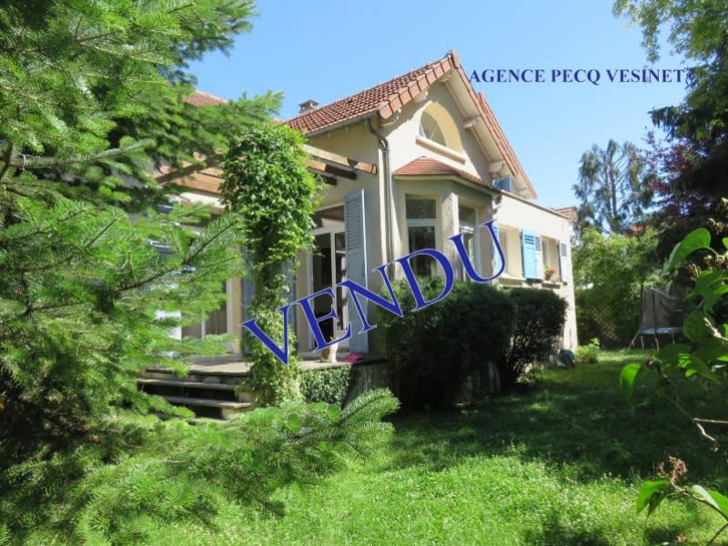 Vente maison / villa Le pecq 1090000€ - Photo 1