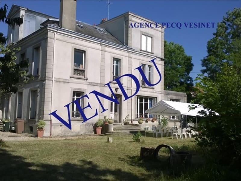 Vente maison / villa Le vesinet 1480000€ - Photo 1