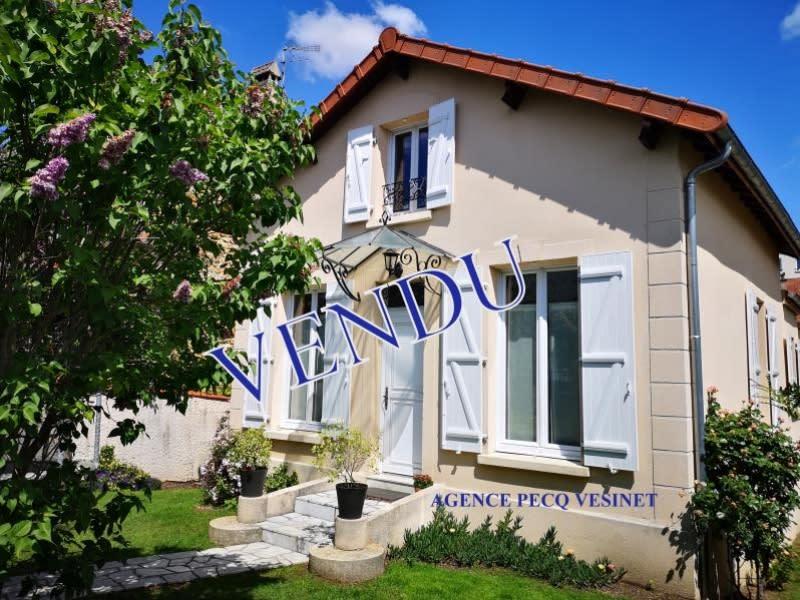 Vente maison / villa Le pecq 565000€ - Photo 1