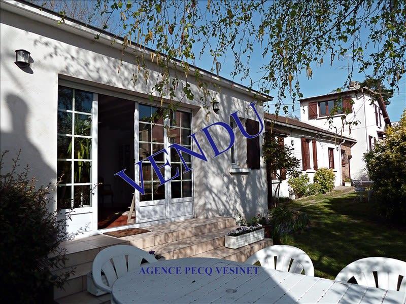 Vente maison / villa Le pecq 549000€ - Photo 1