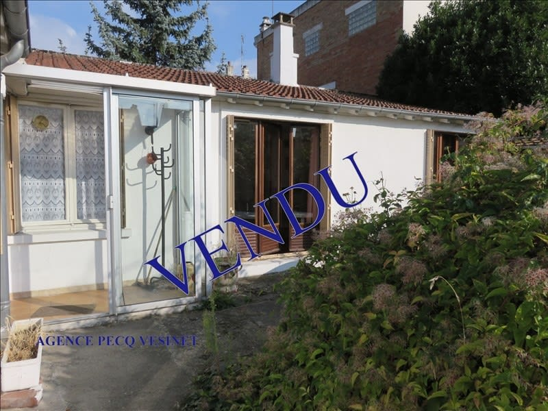 Vente maison / villa Le pecq 300000€ - Photo 1
