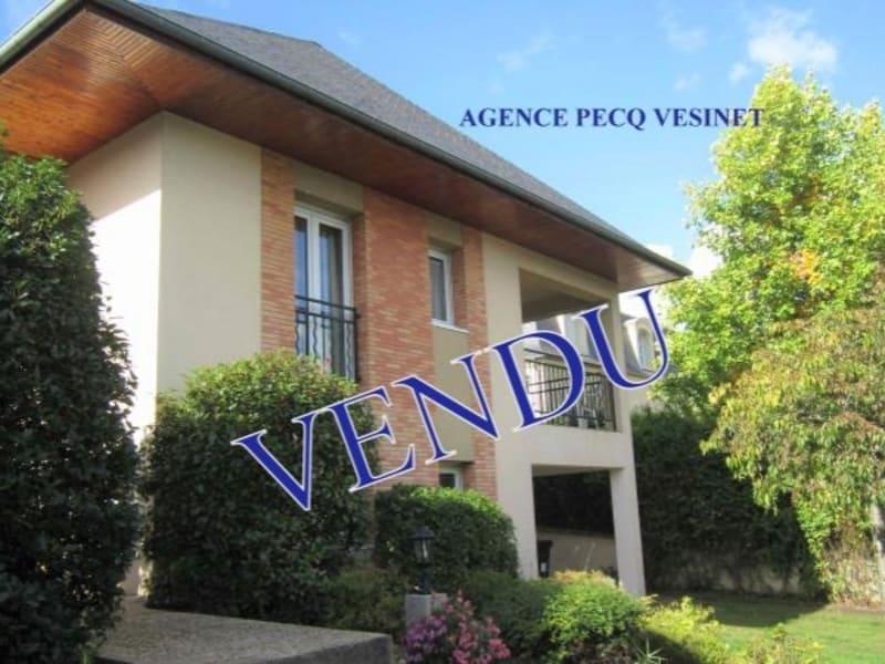 Vente maison / villa Le pecq 875000€ - Photo 1