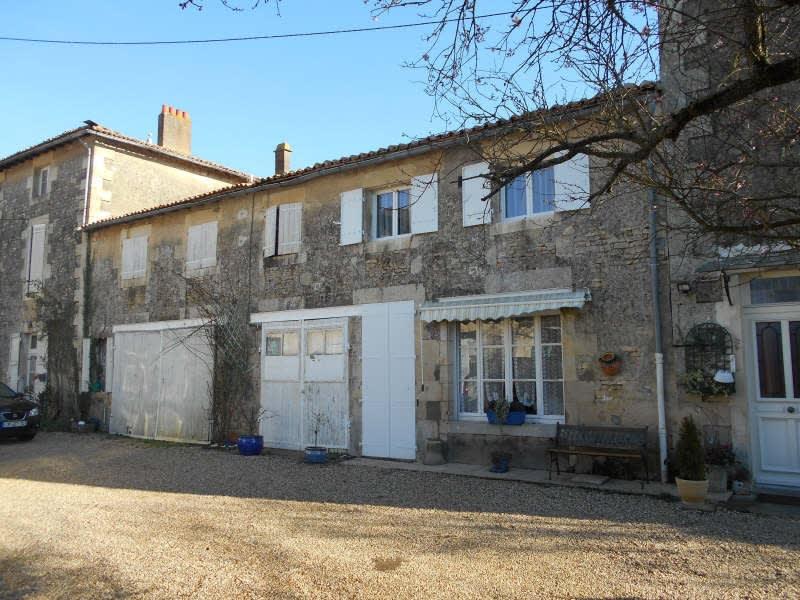 Vente maison / villa Cherveux 141000€ - Photo 1
