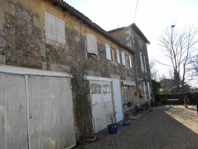 Vente maison / villa Cherveux 141000€ - Photo 7