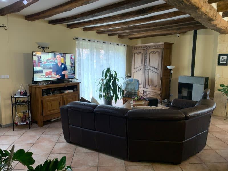 Sale house / villa Pont ste maxence 294000€ - Picture 2