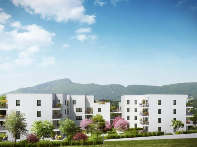 Location appartement Chambery 555€ CC - Photo 1