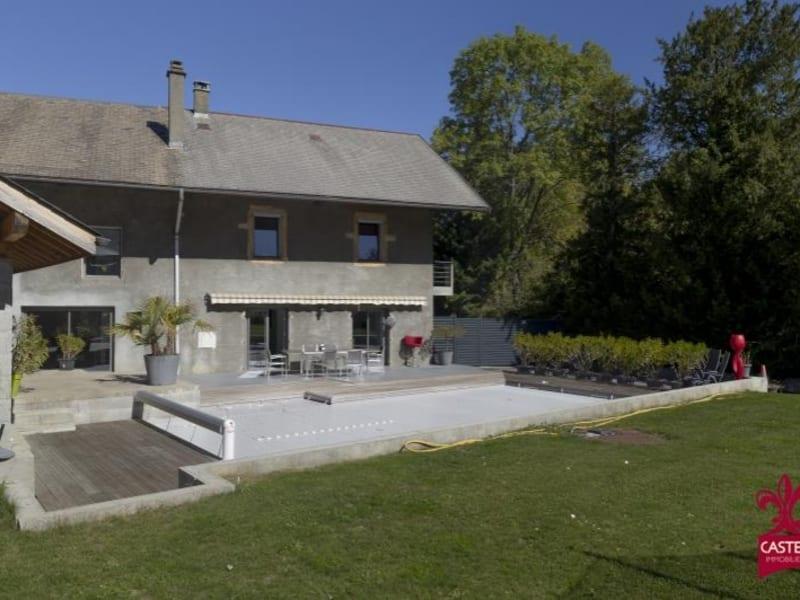 Vente maison / villa Cognin 548000€ - Photo 2