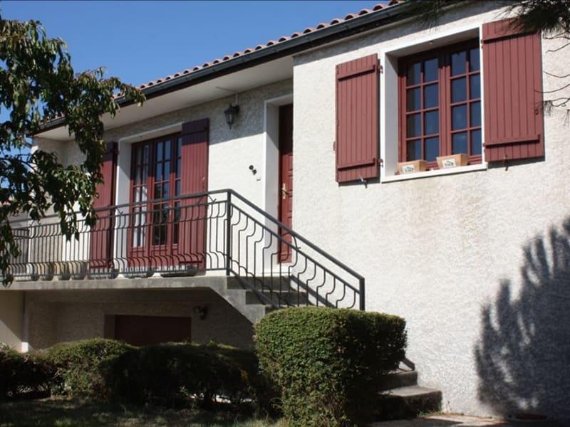Sale house / villa Angoulins 337600€ - Picture 1