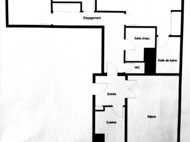 Sale apartment Courbevoie 495000€ - Picture 5