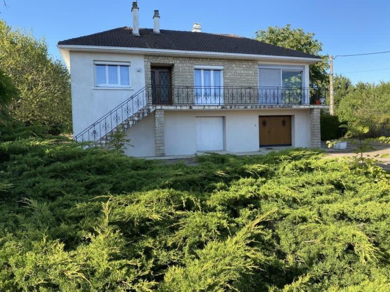 Vente maison / villa St pierre le moutier 182000€ - Photo 1