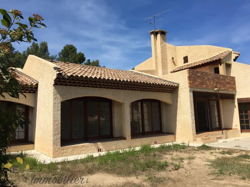 Vente maison / villa Lamanon 535000€ - Photo 4