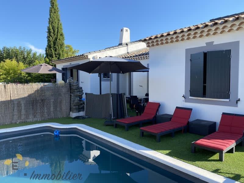 Vente maison / villa Grans 470000€ - Photo 1