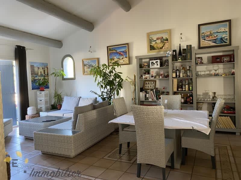 Vente maison / villa Grans 470000€ - Photo 3