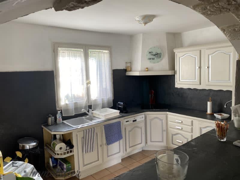 Vente maison / villa Grans 470000€ - Photo 4