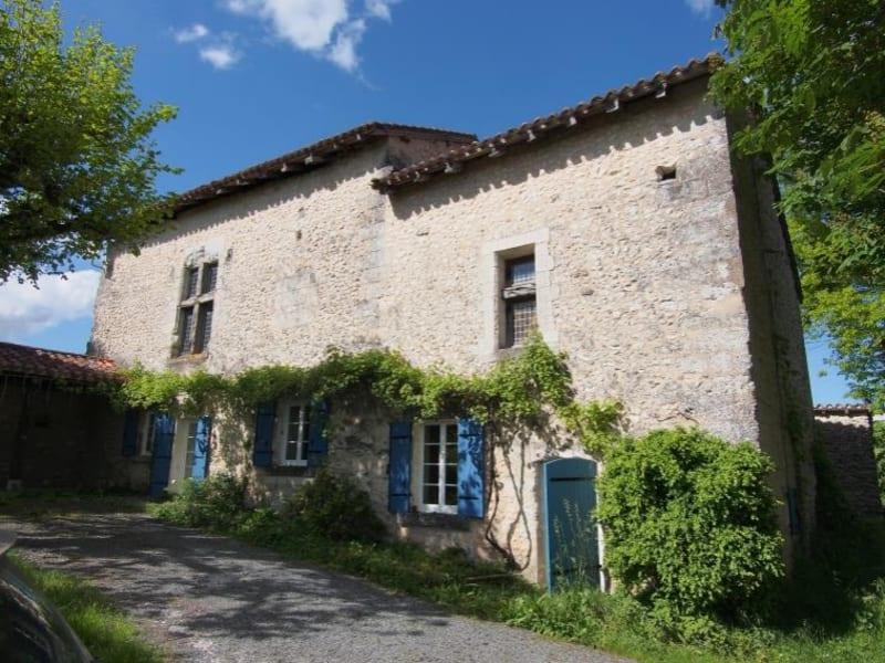 Sale house / villa Leguillac de l auche 371000€ - Picture 1