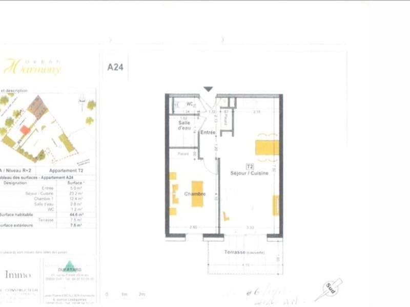 Rental apartment Gap 605€ CC - Picture 2