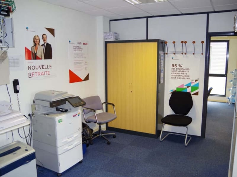 Rental office Herouville st clair 630€ HC - Picture 3