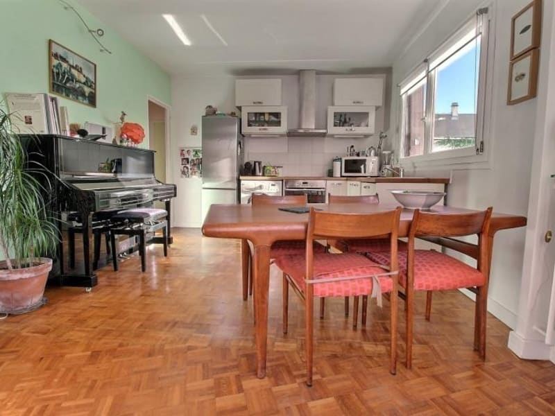 Vente appartement Issy les moulineaux 555 000€ - Photo 6