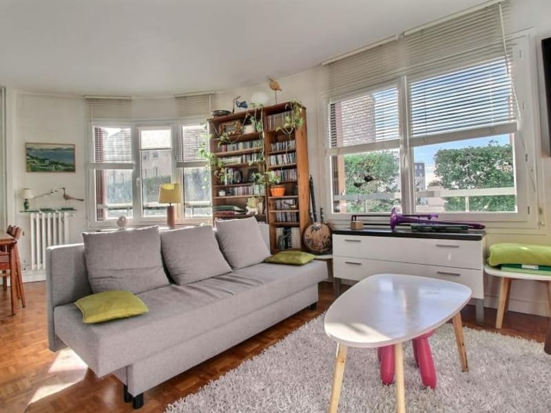 Vente appartement Issy les moulineaux 555 000€ - Photo 10