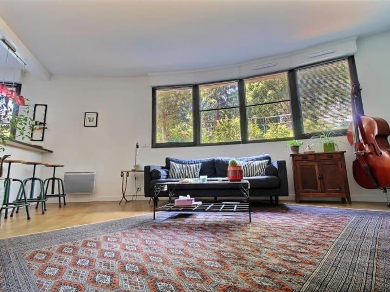 Sale apartment Issy les moulineaux 485000€ - Picture 1