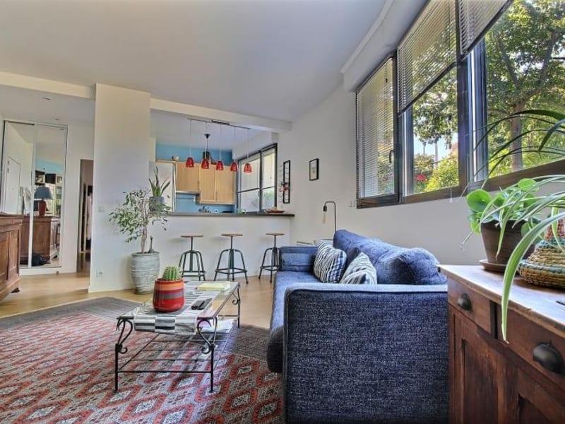Sale apartment Issy les moulineaux 485000€ - Picture 4