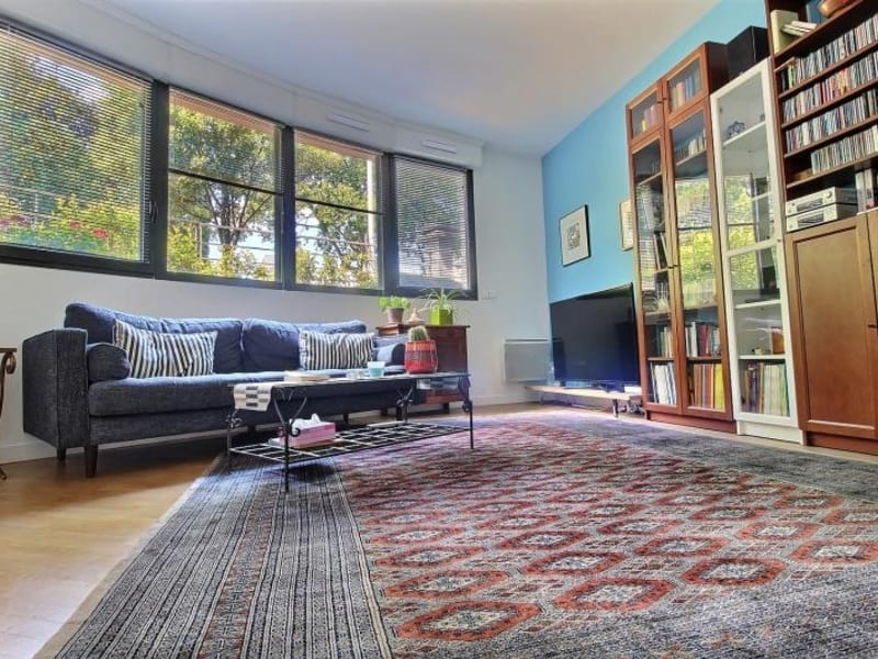 Sale apartment Issy les moulineaux 485000€ - Picture 7