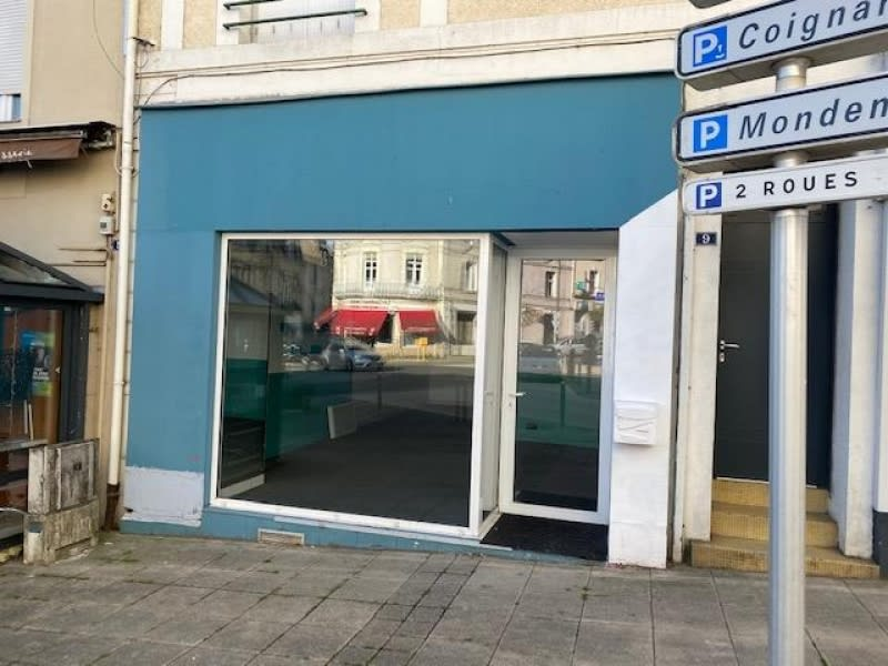 Location local commercial Cholet 550€ HC - Photo 1