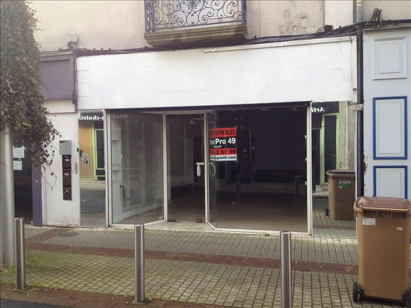 Location local commercial Cholet 500€ HC - Photo 1