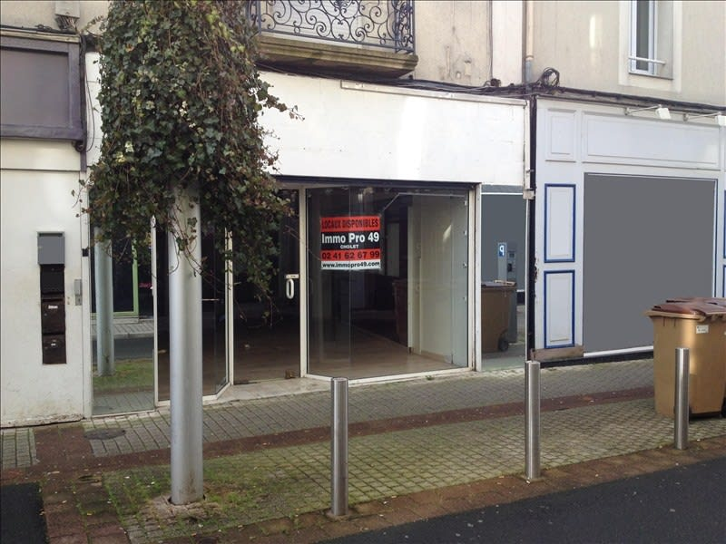 Location local commercial Cholet 500€ HC - Photo 2