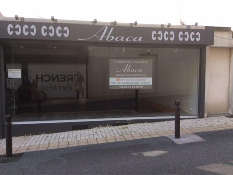 Vente local commercial Cholet 132000€ - Photo 1