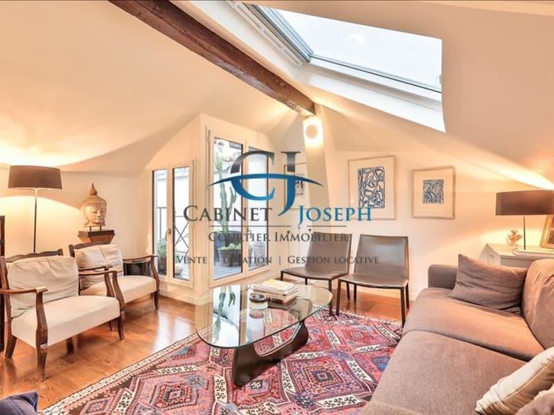 Deluxe sale apartment Paris 10ème 1428000€ - Picture 1