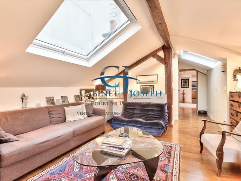 Deluxe sale apartment Paris 10ème 1428000€ - Picture 5