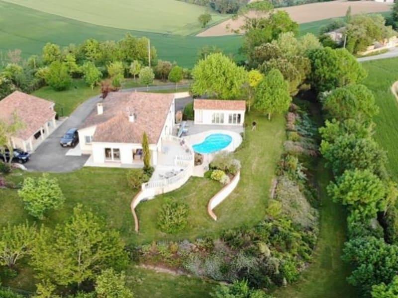 Venta de prestigio  casa Le castera 894400€ - Fotografía 1