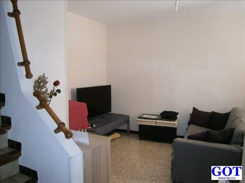Rental apartment St laurent de la salanque 610€ CC - Picture 1
