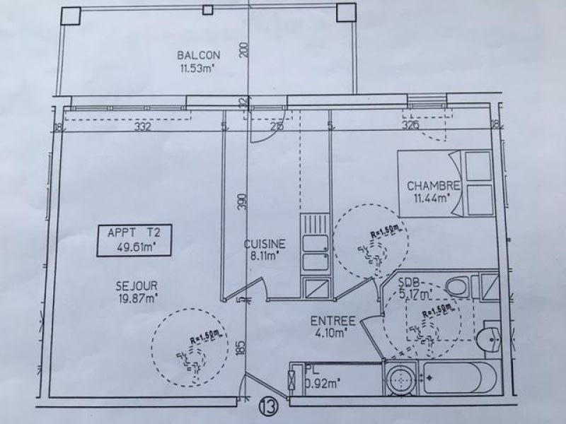 Sale apartment St jean de luz 235000€ - Picture 6