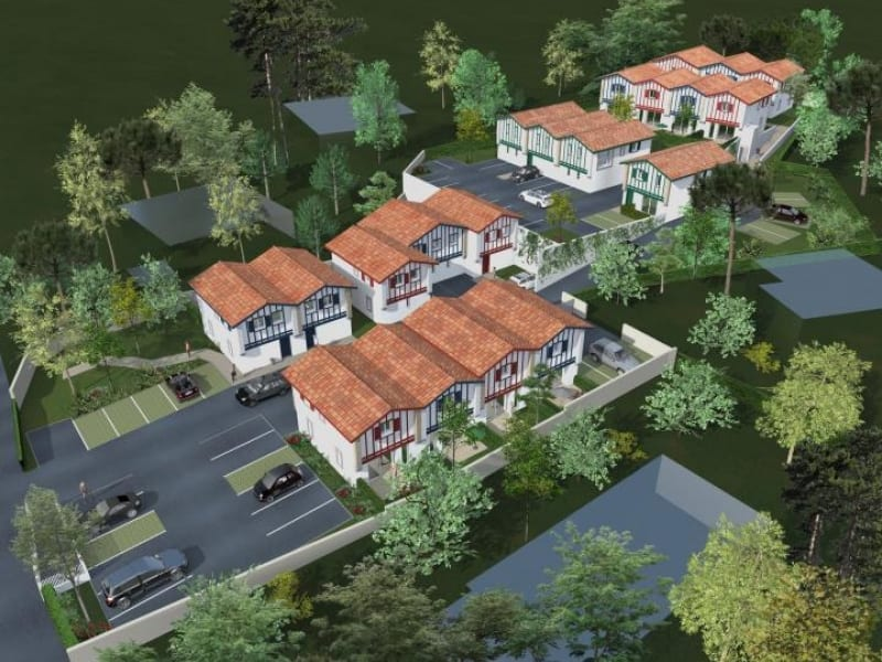 Sale house / villa Behobie 379990€ - Picture 3