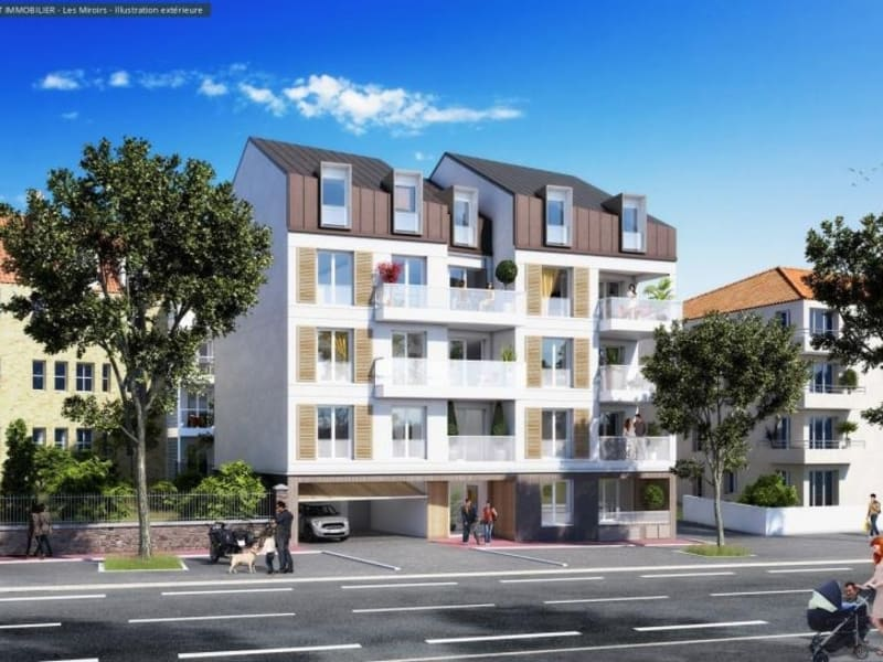 Vente appartement Viroflay 299000€ - Photo 1
