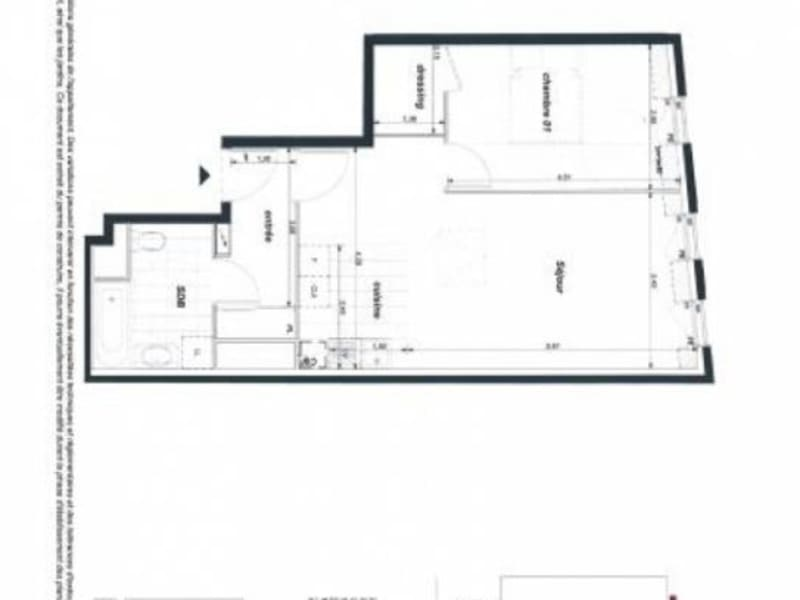 Vente appartement Viroflay 350000€ - Photo 3