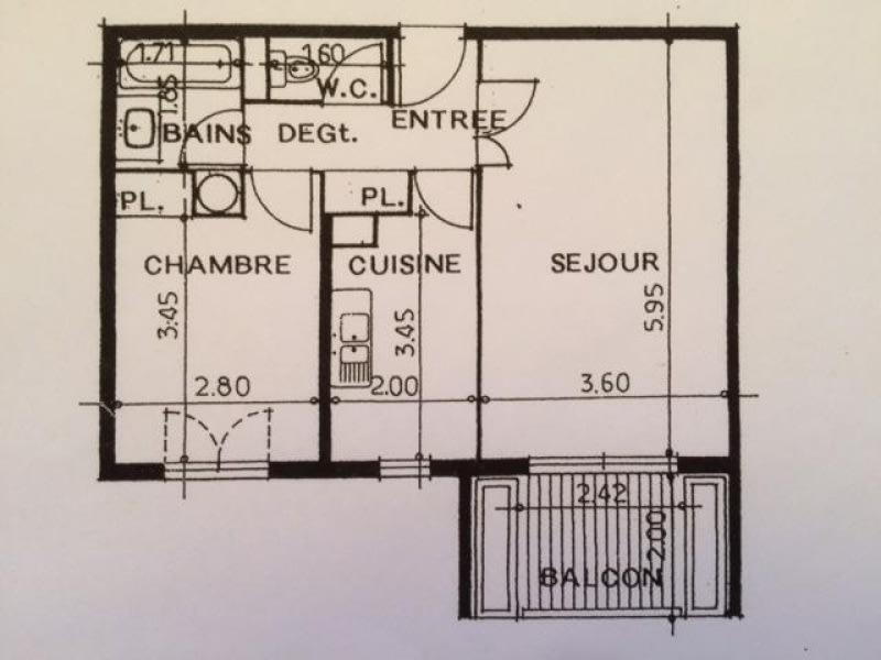 Vente appartement Mandelieu la napoule 229000€ - Photo 6