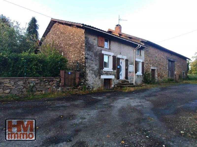 Vente maison / villa Pageas 134000€ - Photo 6