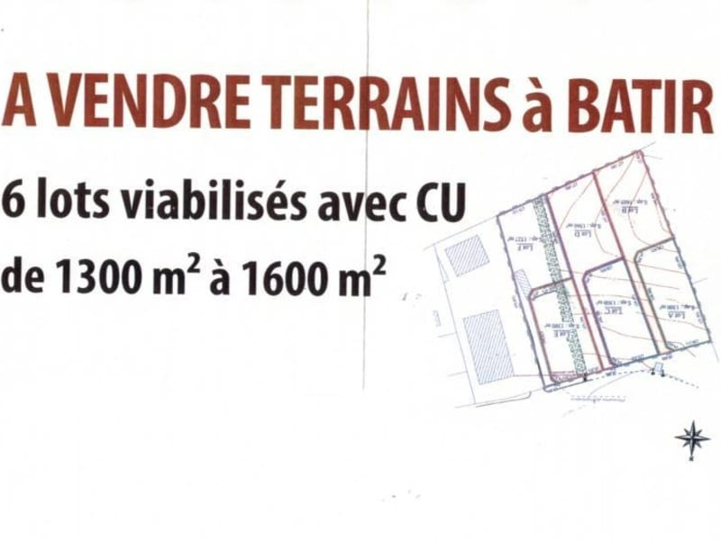 Sale site Magnac bourg 35 000€ - Picture 1