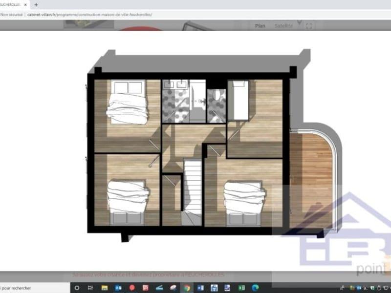 Sale house / villa Feucherolles 598500€ - Picture 3