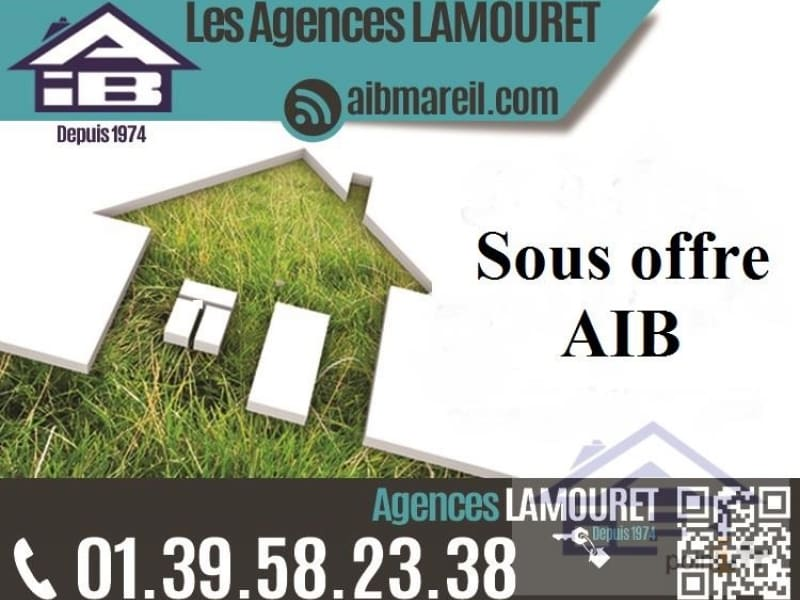 Vente terrain Mareil marly 525 000€ - Photo 1
