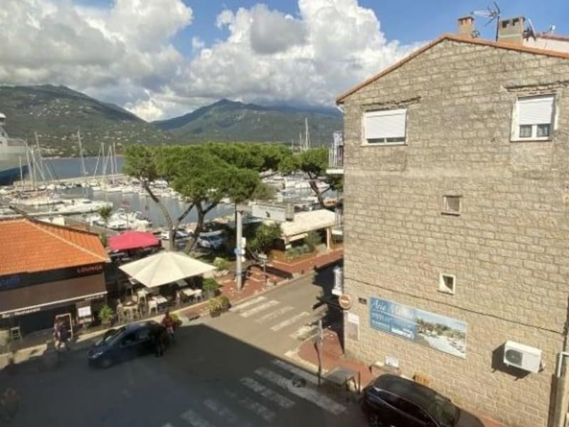 Rental apartment Propriano 700€ CC - Picture 2