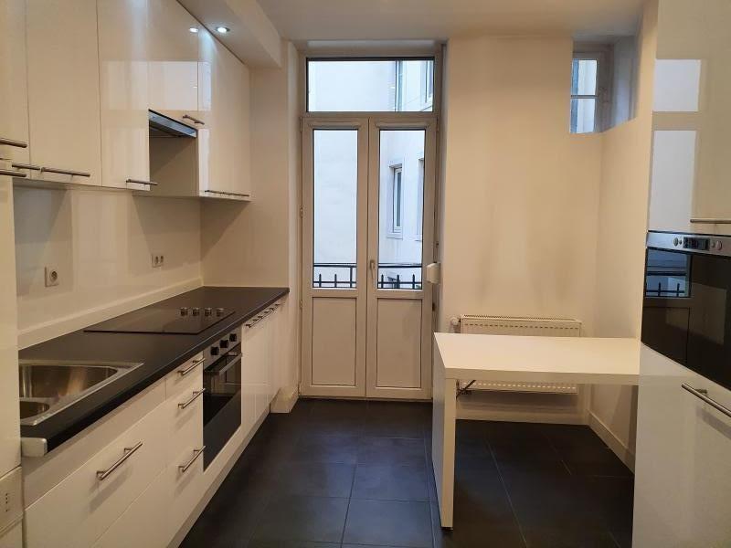 Rental apartment Strasbourg 1300€ CC - Picture 1