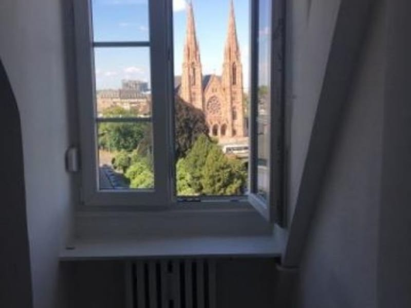 Rental apartment Strasbourg 385€ CC - Picture 1
