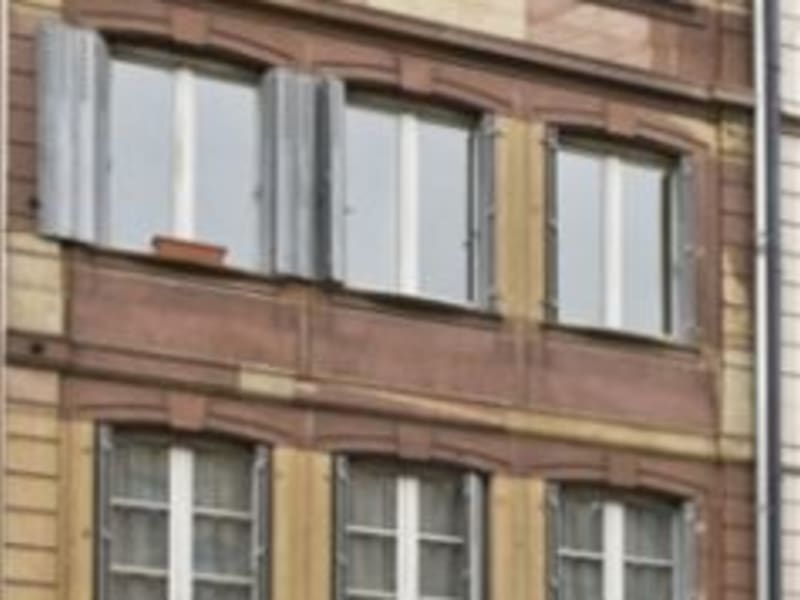 Rental apartment Strasbourg 890€ CC - Picture 10