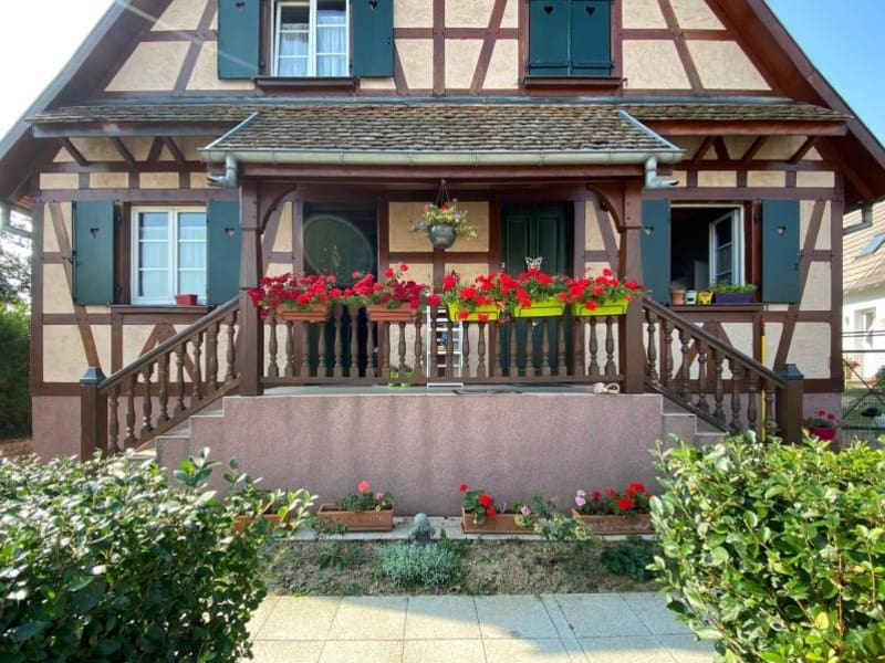Rental house / villa Niedernai 1050€ CC - Picture 1