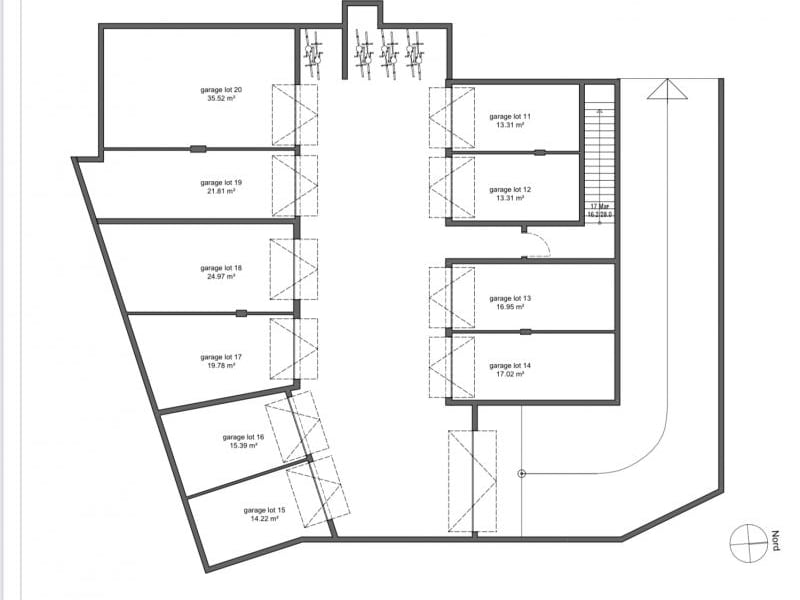 Sale apartment Behlenheim 238000€ - Picture 4