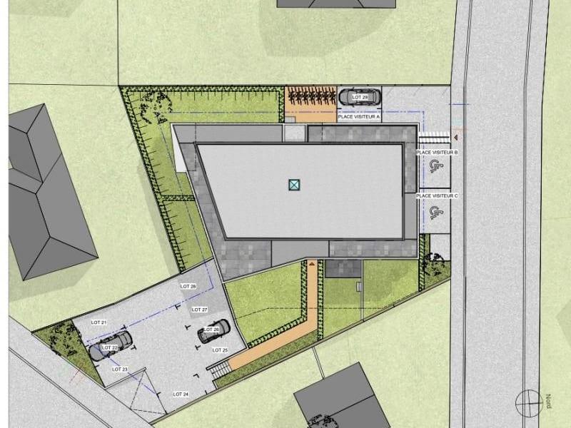 Sale apartment Behlenheim 238000€ - Picture 5